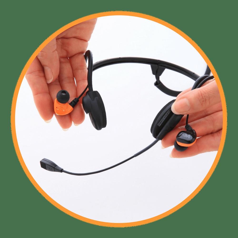 CM-i5 orange circle
