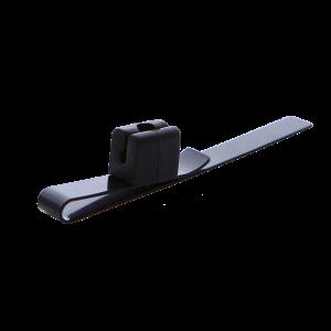 MIC SLIDER CLIP1 - Black Color