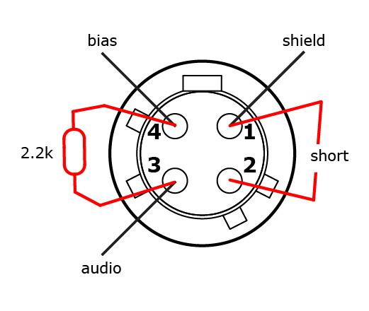 wireless microphone schematics | point source audio  point source audio