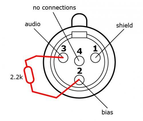 wireless microphone schematics point source audio