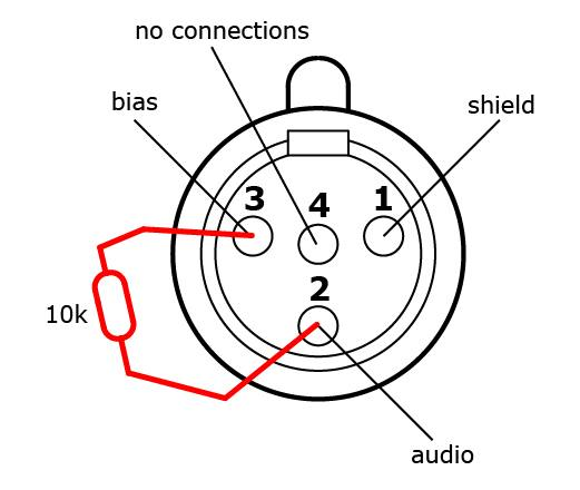 Three Pin Jack Rca Diagram