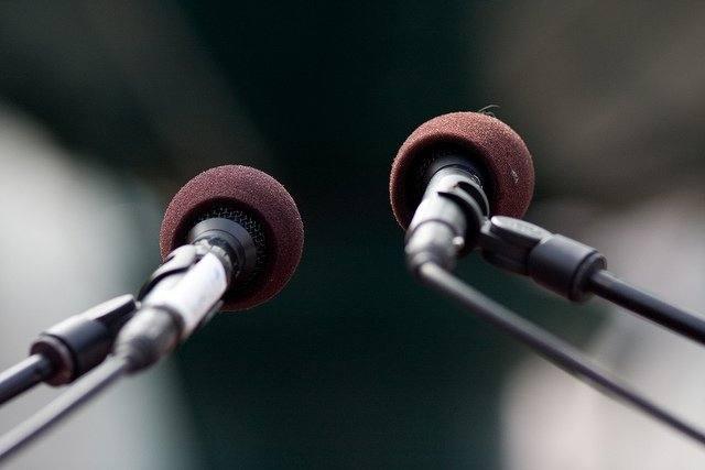 When do I need double mics?