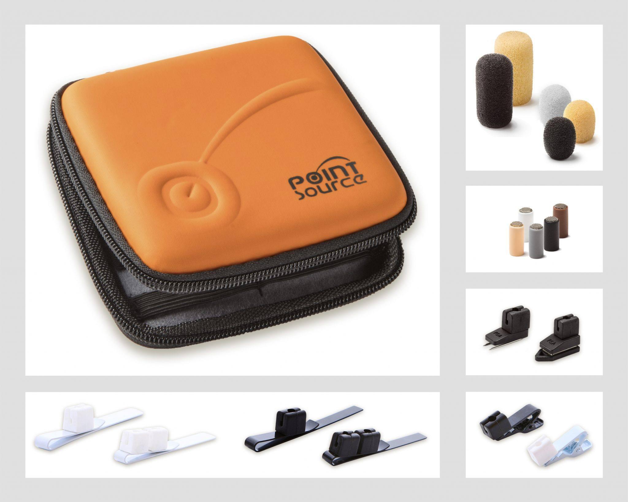 Lavalier Accessory Kit
