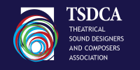 TSDCA, Theatrical Sound Designers and Composers Association