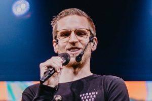Jared Olson, Elevation Church, CM-i3 headset
