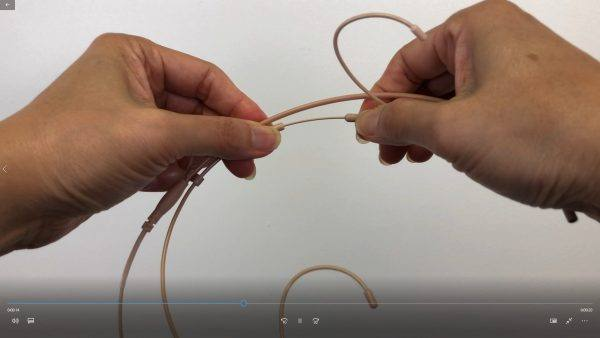 Slide headframe to adjust circumference