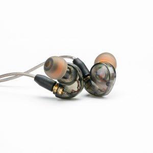 EMX Detachable Earphones for Intercom Headset
