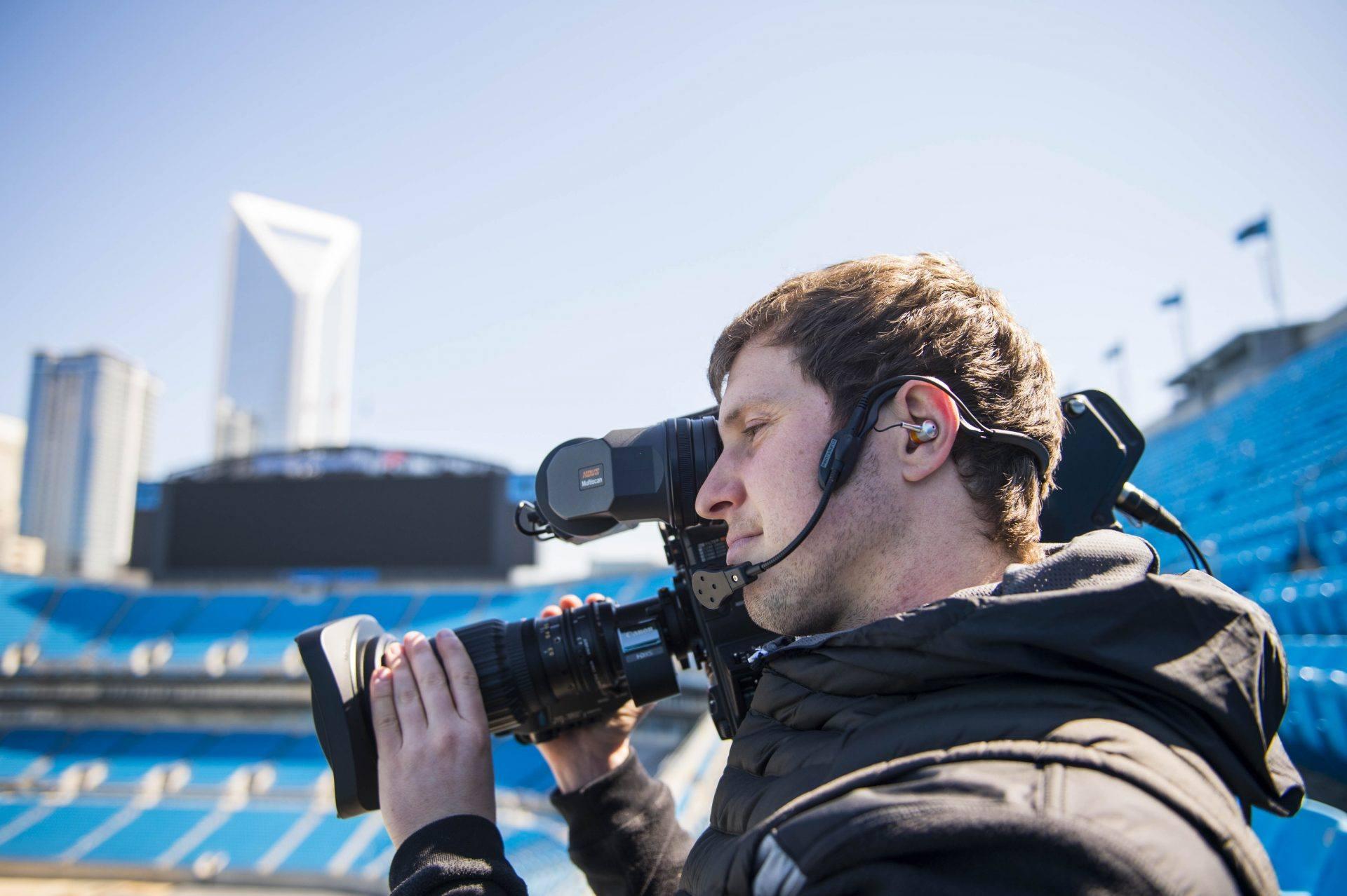 Carolina Panthers - CM-i3 Headset