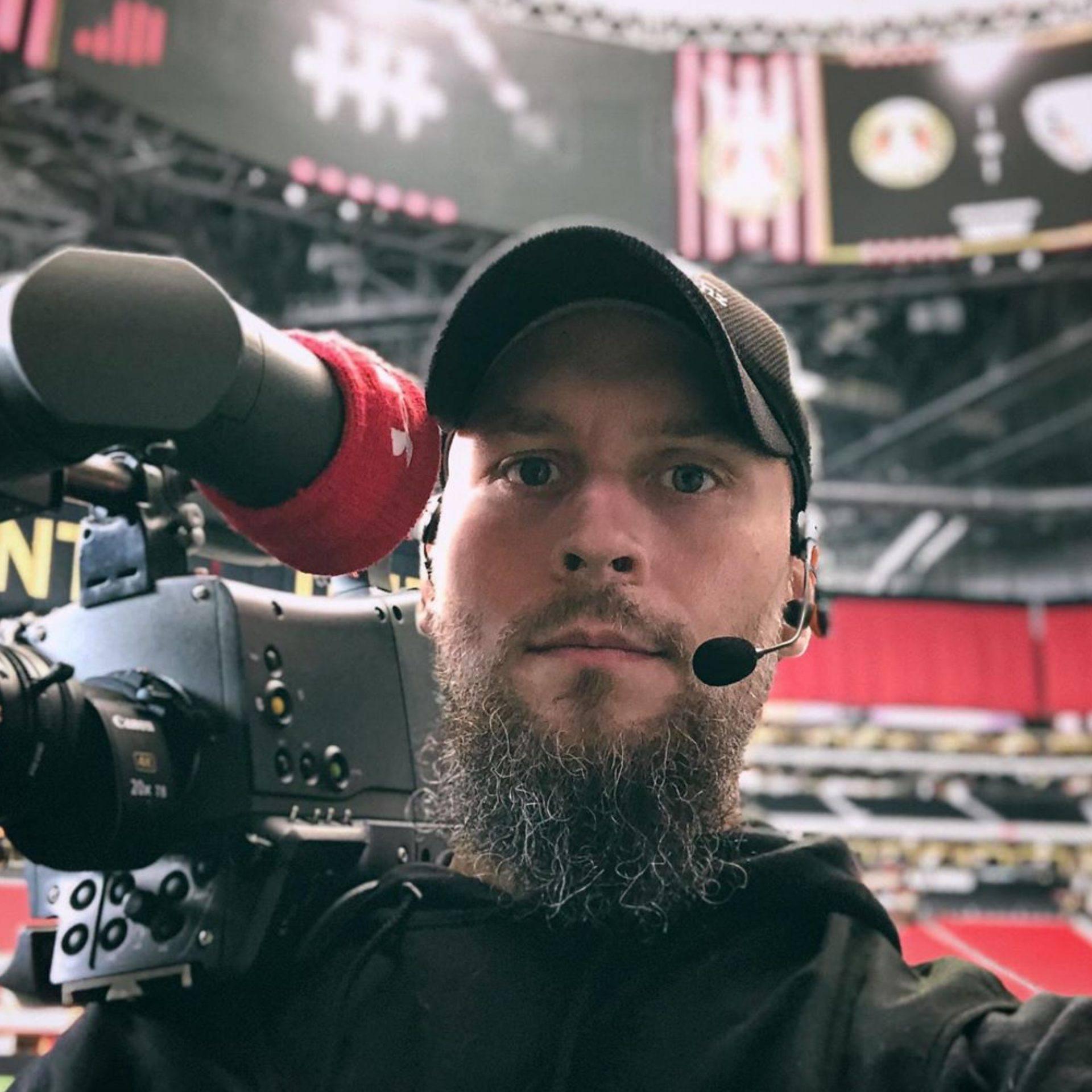 Shane Ross Camera - CM-i5 Headset