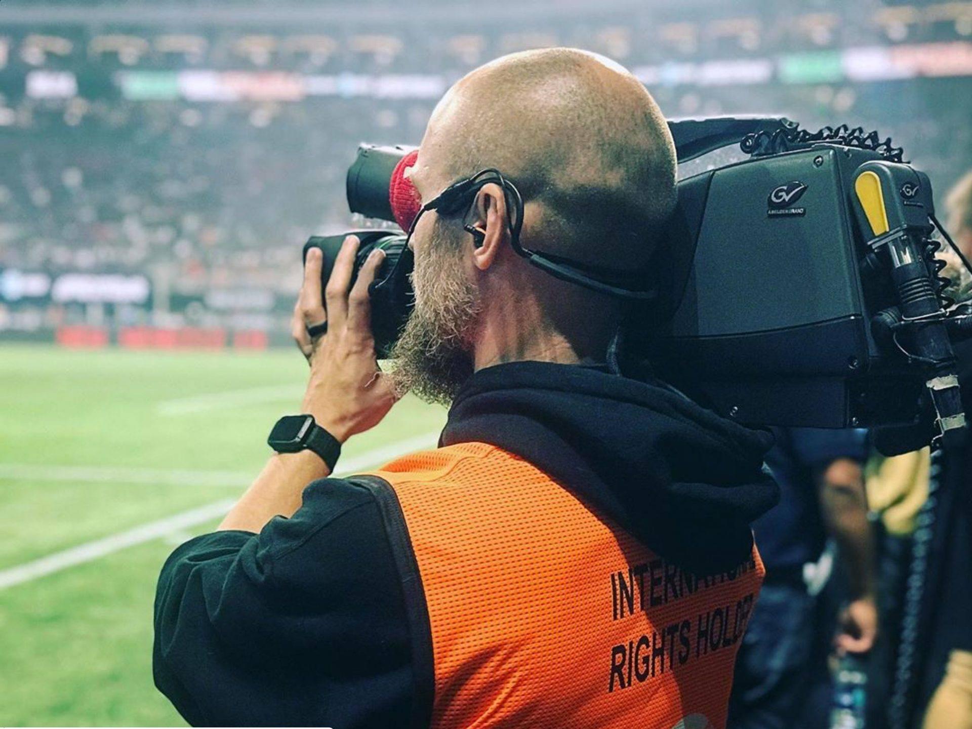 Shane Ross Camera operation - CM-i5 Headset