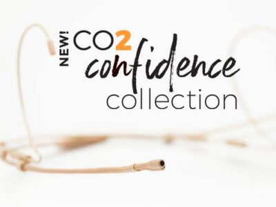 CO2 Confidence Headset Microphone