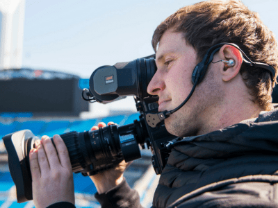 Carolina Panthers use CM-i3 intercom headset