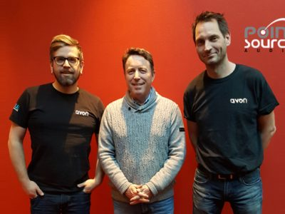 Point Source Audio Appoints Avon Sound Installation for Norway Distribution