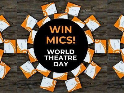 PSA World Theatre Day Campaign