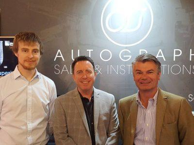 PSA & Autograph Distributor for UK