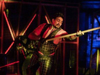 Point Source's GO-8WM microphone on Cirque Du Soleil's R.U.N
