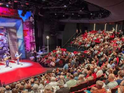 Alley Theatre Uses Point Source Audio