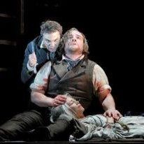 sweeney todd at the SF opera, CO-8WL lavalier